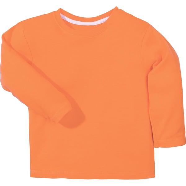 Erwin Müller Baby-Langarmshirt orange