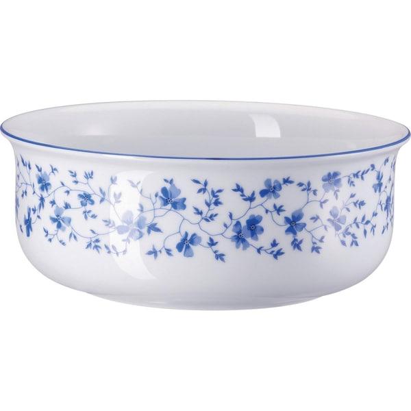 Arzberg Schüssel Blaublüten weiß/blau
