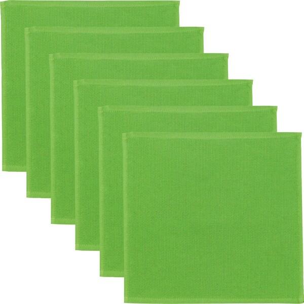 Kracht Spültuch 6er-Pack grün