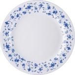 Arzberg Speiseteller Blaublüten weiß/blau