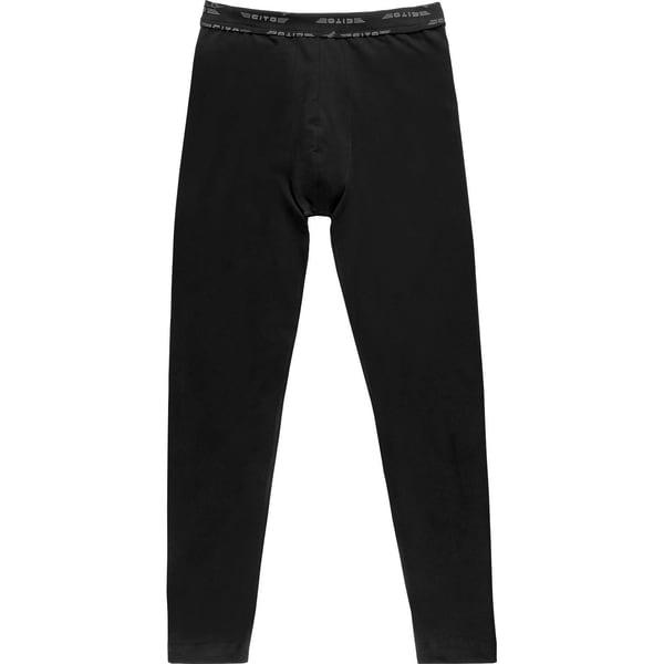 Cito Herren-Unterhose lang schwarz