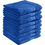 Redbest Duschtuch Chicago royalblau 8er-Pack