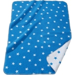 Kuscheldecke blau