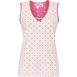 Bloomy Damen-Top pink
