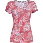 Bloomy Damen-T-Shirt rot
