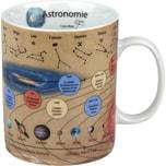 """Kaffeebecher """"Astronomie"""" bunt"""