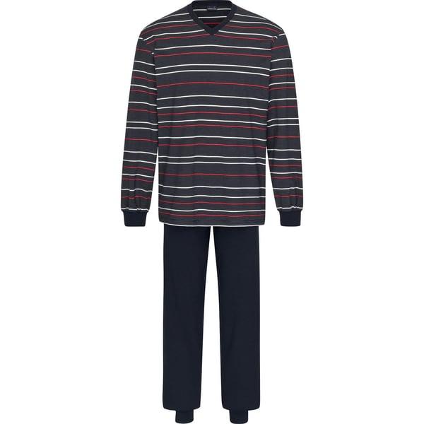 Ammann Herren-Schlafanzug marine