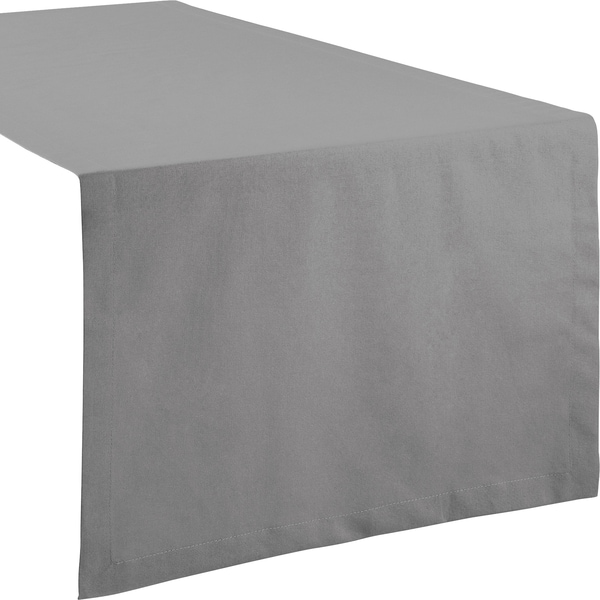 Redbest Tischläufer Seattle grau