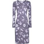 Charmor Damen-Nachthemd lila