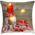 Redbest LED-Kissenhülle Geschenk