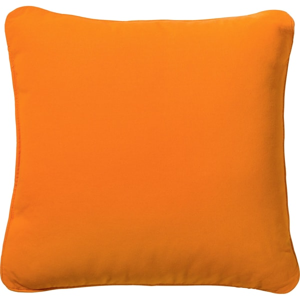 Redbest Kissen gefüllt orange