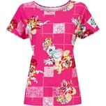Bloomy Damen-T-Shirt pink