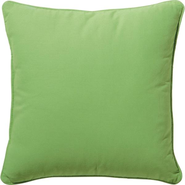 Redbest Kissen gefüllt grün
