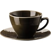 Rosenthal Cappuccinotassen-Set 2-teilig Mesh walnuss