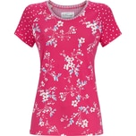 Bloomy Damen-T-Shirt pink