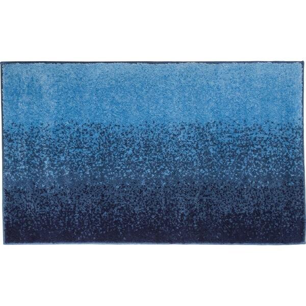 Erwin Müller Badematte blau