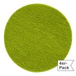 Gilde Untersetzer grün 4er-Pack