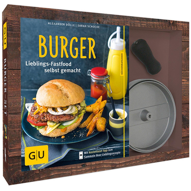 GU Gräfe und Unzer Burger-Set