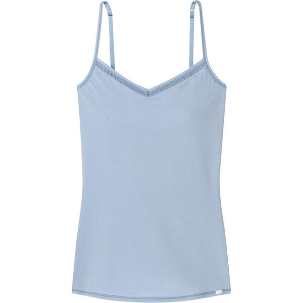 Schiesser BH-Hemd hellblau