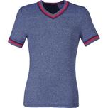 Herren-Thermo-Unterhemd 1/2-Arm 2er-Pack jeansblau