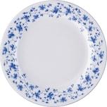 Arzberg Dessertteller Blaublüten weiß/blau