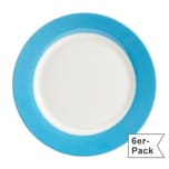 Gepolana Dessertteller blau 6-teilig