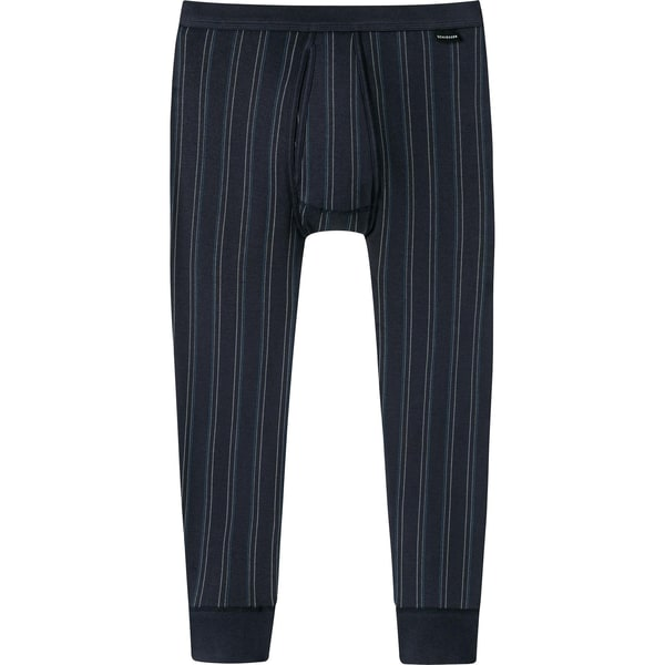 Schiesser Herren-Unterhose 3/4-lang dunkelblau