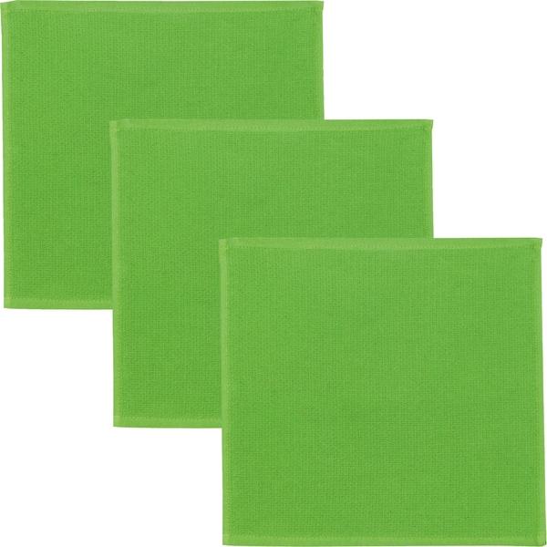 Kracht Spültuch 3er-Pack grün