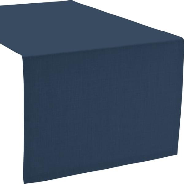 Sander Tischläufer Loft jeansblau