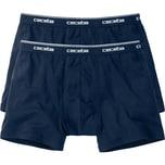 Ceceba Herren-Pants 2er-Pack dunkelblau