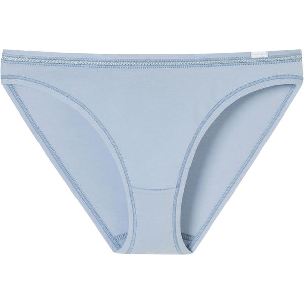 Schiesser Damen-Bikinislip hellblau