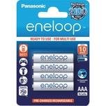Panasonic Akku eneloop Micro AAA Nr. BK-4MCCE/4BE. HR03 1.2V. 750mAh. PA= 4Stk.