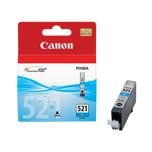 Canon Tintenpatrone CLI521C 2934B001 Inhalt 9ml cyan