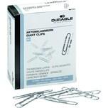 Durable Aktenklammer 50mm rund gewellt Nr. 122625 PA 100 Stück verzinkt