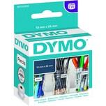 Dymo Vielzweck-Etikett S0722530 weiß PA 1.000 Etiketten/Rolle 12x24mm