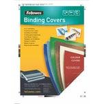 Fellowes Einbanddeckel A4 transparent Nr. 53763 PA100Stk 300mic PVC