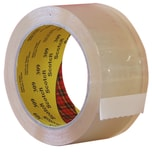 Scotch Packband 50mm x 66m transparent Nr. 309T5066 PA= 6 Rollen PP