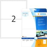 Herma Universaletikett Special Nr. 4915 PA= 50Stk.. 199.6x143.5mm