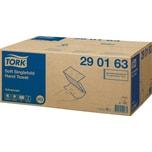 Tork Papierhandtücher Advanced 25x23cm Z/Z-Falz weiß 2-lagig Nr. 290163. PA= 15x 250 Blatt