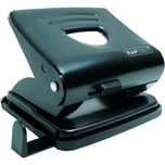 Rapesco Locher 825 schwarz Nr. 1030 ca. 25Blatt Metall
