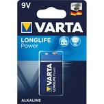 Varta Batterie E-Block High Energy Nr. 04922121411. 9V. 6LR61. 580mAh