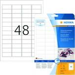 Herma Etikett Sicherheit Nr. 4232 weiß PA 1.200 Stk 457x212mm