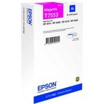 Epson Tinte T7553 XL 4.000Seiten magenta