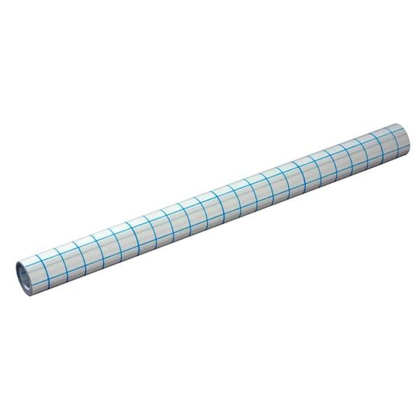 Bucheinbandfolie PP transparent 40cmx3m selbstklebend
