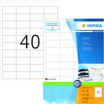 Herma Superprint-Etiketten Nr. 4474 weiß PA 4.000Stk 485x254mm permanent