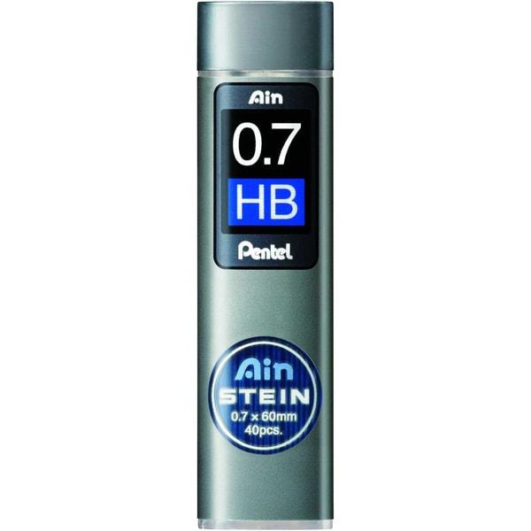 Pentel Feinmine AinStein Nr. C277-HBO HB Ø 07mm PA 40Stk