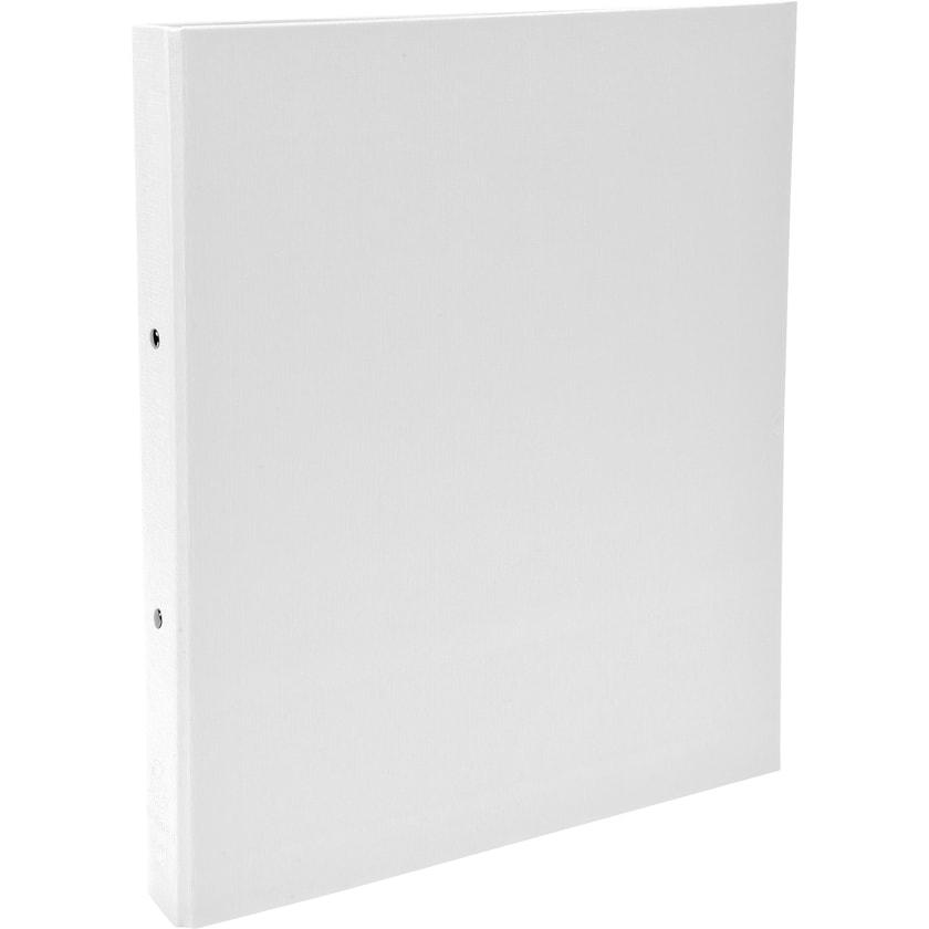 Exacompta Ringbuch A4 Weiß Nr. 54378E 2 Ringe Ø 30Mm