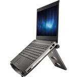 Kensington Notebookhalter Easy Rise 60112 302x284x40mm graphit/bl