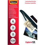 Fellowes Laminierfolie Capture 125mic Nr. 5307201 118x160mm PA 100Stk