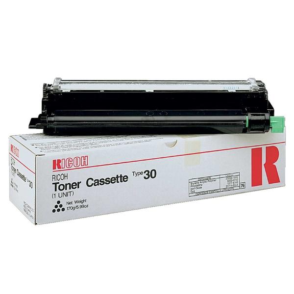 Original Ricoh Toner Typ 1230 D schwarz Nr. 885094 842340 842015 ca. 9.000S